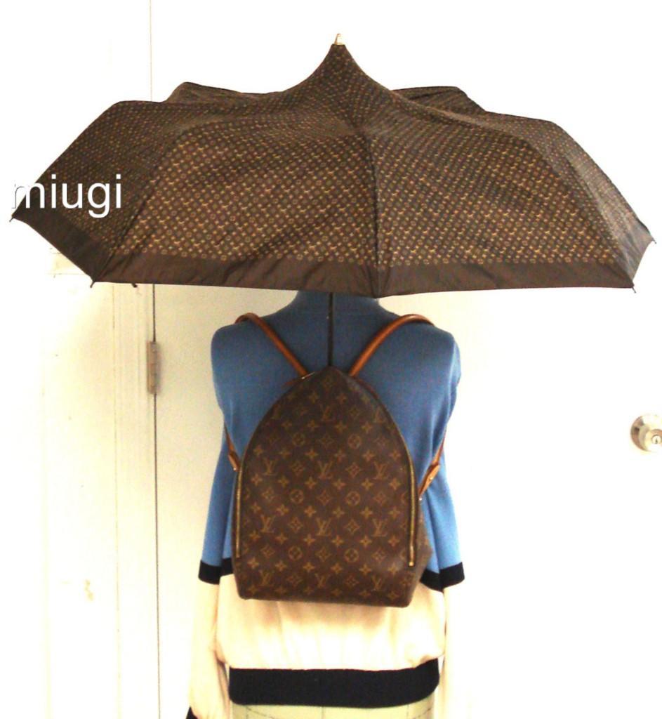 Authentic Sybilla For Louis Vuitton Backpack Umbrella Ebay