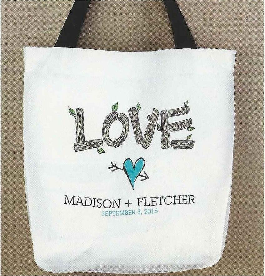 Personalized Wedding Gift Bags Cheap : Personalized-Wedding-Tote-Bags-for-Organizing-Shopping-Great-Bridal ...