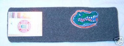 Florida Gators Grey Unisex Fleece Headband NWT