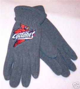 Iowa State Cyclones Ladies Lightweight Fleece Gloves