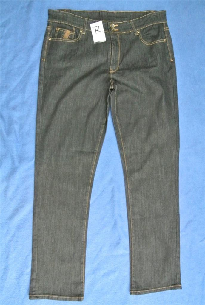 Black-JEANS-Size-18-NEW-ROCKMANS-rrp-49-99-Full-Length-Stylish-Pocket-detail