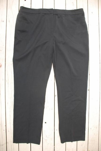 W-Lane-Black-PANTS-Quality-PANTS-Size-20-NEW-rrp-79-99-Angle-Pocket