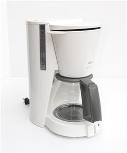 Braun Coffee Maker New : Braun FlavorSelect 3011 KF-140 10 Cup Coffee Maker Auto Shut Off w/ NEW Filter eBay