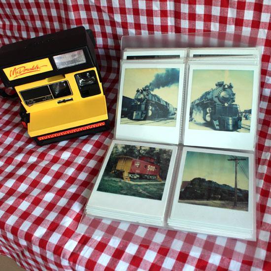 fs photo album for polaroid 600 sx70 impossible fuji 210. Black Bedroom Furniture Sets. Home Design Ideas