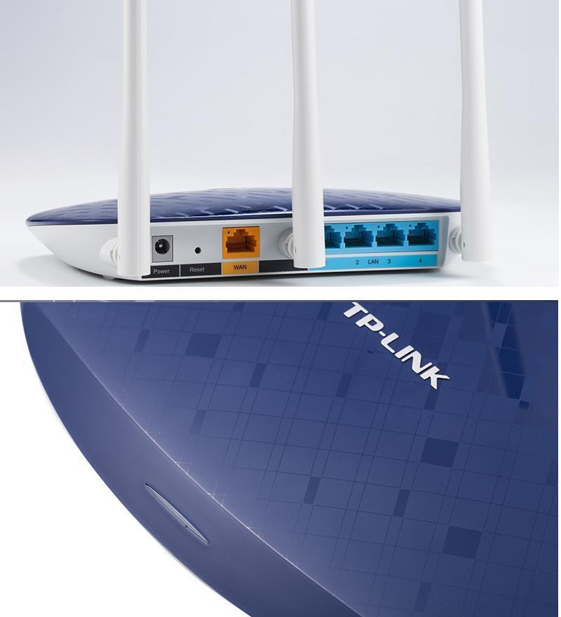 TP LINK TL WR886N 11N 450Mbps WIFI Broadband Wireless