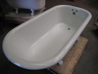 original porcelain clawfoot bathtub claw foot tub in very