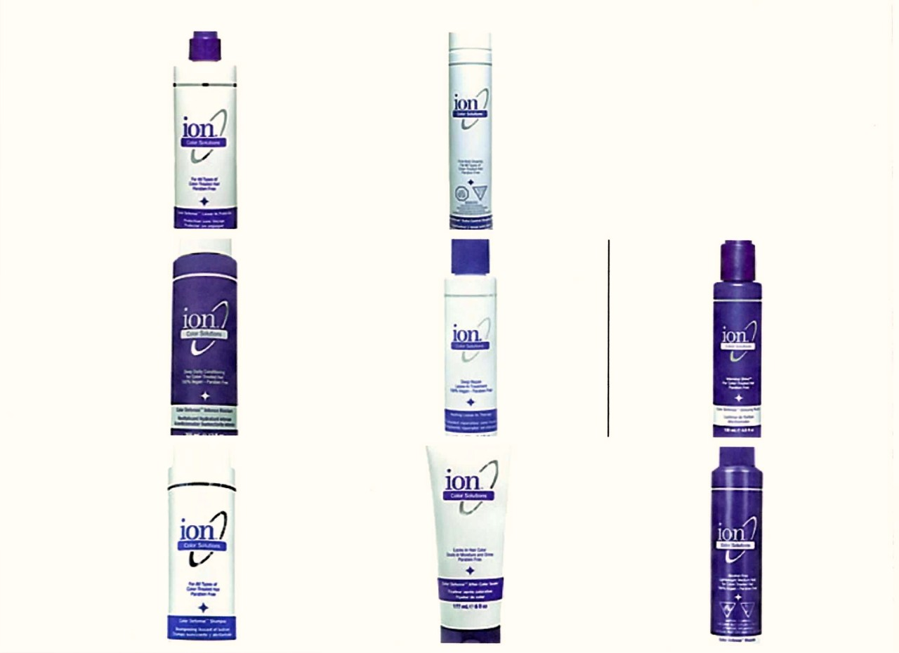 Ion Hair Products Ion Color Defense Solutions Hair Care