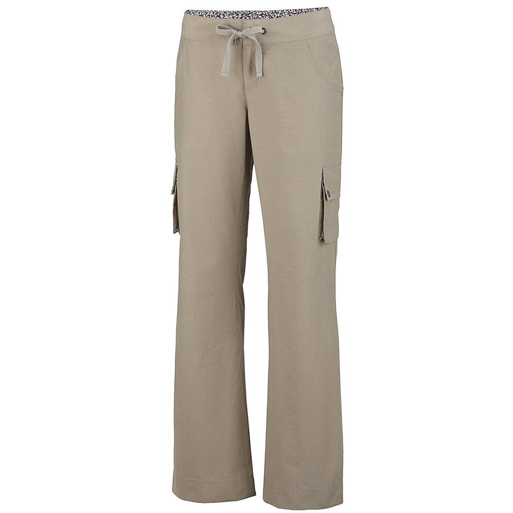 New Womens Long Cargo Pants