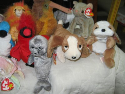 Moose Beanie Baby on Lot Of  31  Ty Beanie Babies Various Animal Collection   Ebay