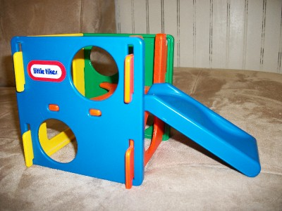 little tikes jungle climber instructions