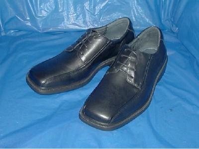 mens step most comfortable dress shoe black