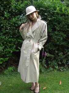 burberry trench coat sale outlet um8m  vintage burberry trench womens