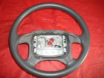 98 00 Volvo S70 V70 98 02 C70 Steering Wheel Gray 9157266 Grey Original
