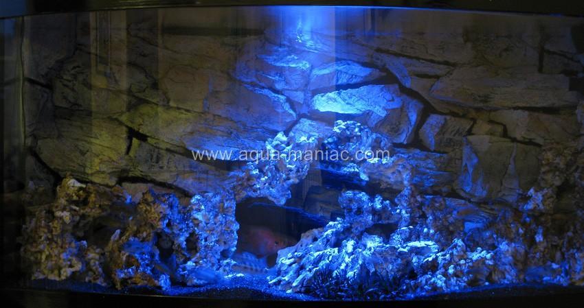 aquarium background 120 x 60 - Juwel Aquarium background poster 1 extra large 120 x 60 to 150 x ...