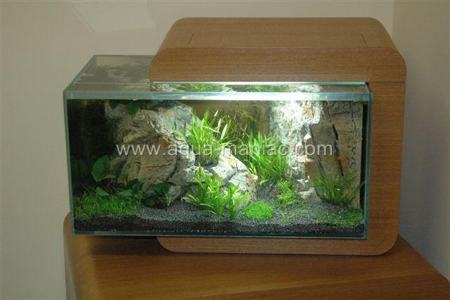 Aquarium gravel self cleaning for fish cappucino 1 ebay for How to clean fish tank rocks