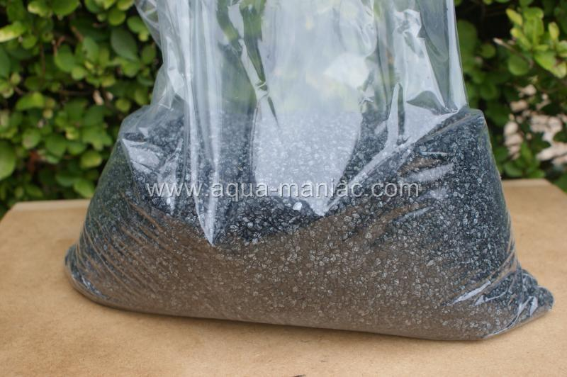 Aquarium gravel self cleaning for fish tank anthrazit 2 ebay for How to clean fish tank rocks