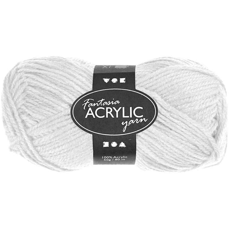 Double Knitting 100% Acrylic Yarn Not Wool 50g Ball Soft Washable Choose Colours