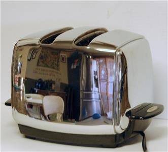 Vintage Sunbeam T 35 Radiant Control Toaster Auto Lowering
