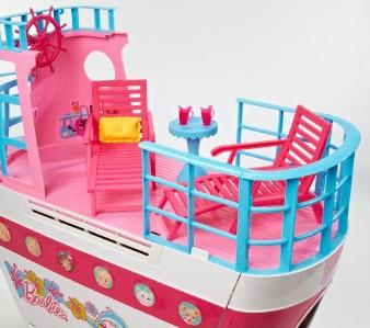 Barbie Sisters Cruise Ship Play Set 2 Story Beach House 2