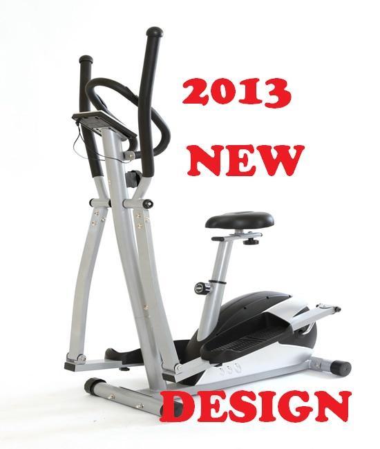 Elliptical Bike For Home Use: NEW Elliptical FIT Cross Trainer Exercise Bike Home GYM
