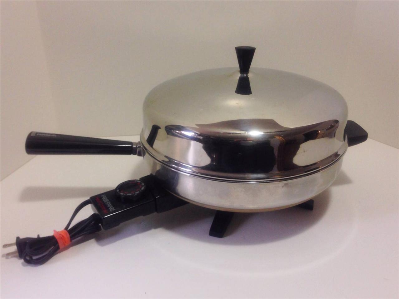 FARBERWARE Electric Skillet Fry Pan 12