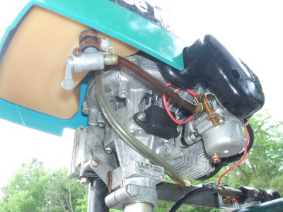 Cruise n Carry 6600 1.5 hp outboard - 12 pounds ...