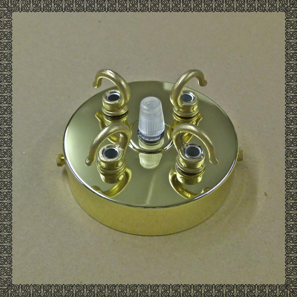 Chandelier 34 way triple quad antique brass chrome hook cap ceiling chandelier 3 4 way triple quad antique brass arubaitofo Gallery