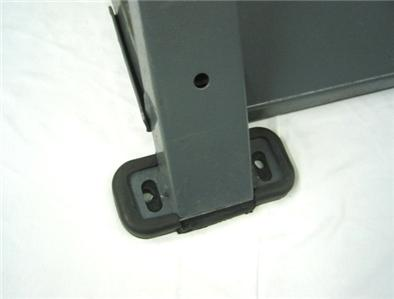 4 Pcs Rubber Leg Cushions For Sewing Machine Stands