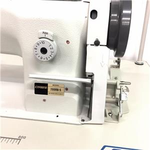 Consew 206rb 5 Single Needle Walking Foot Leather And Upholstery Sewing Machine 616469857927 Ebay