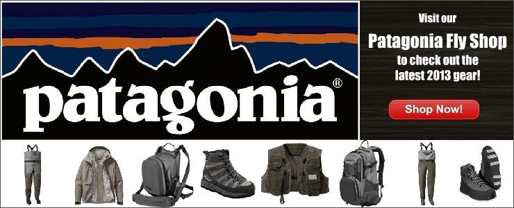 Patagonia Fly Fishing Waders, Boots, Jackets, Vests, Packs