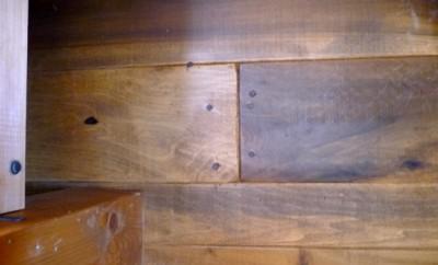 Barnwood Flooring Poplar Blend Recycled Vintage Antique