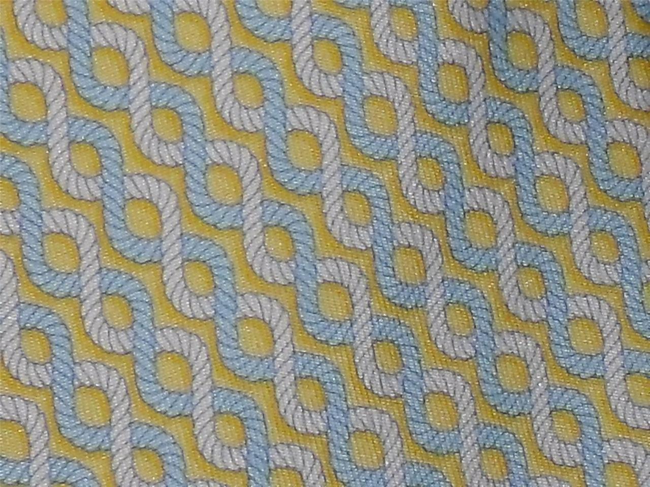 Vineyard-Vines-Rope-Twist-Nautical-Pattern-SILK-Neck-Tie-NWT-75-Many    Vineyard Vines Fish Pattern