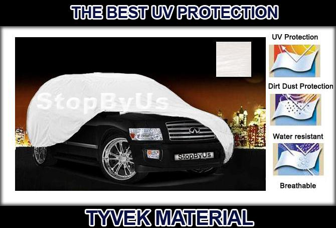 chevrolet suburban 1974 1975 1976 1978 suv car cover tyvek best uv protection ebay. Black Bedroom Furniture Sets. Home Design Ideas