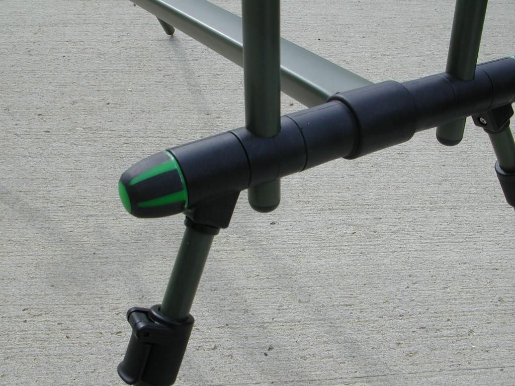 Carp fishing rod pod rest quad system holdall case ebay for Rest pod