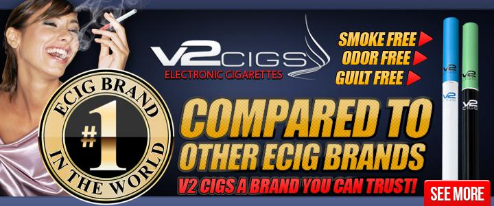 V2 Cigs Electronic Cigarettes - Best eCigs Worldwide