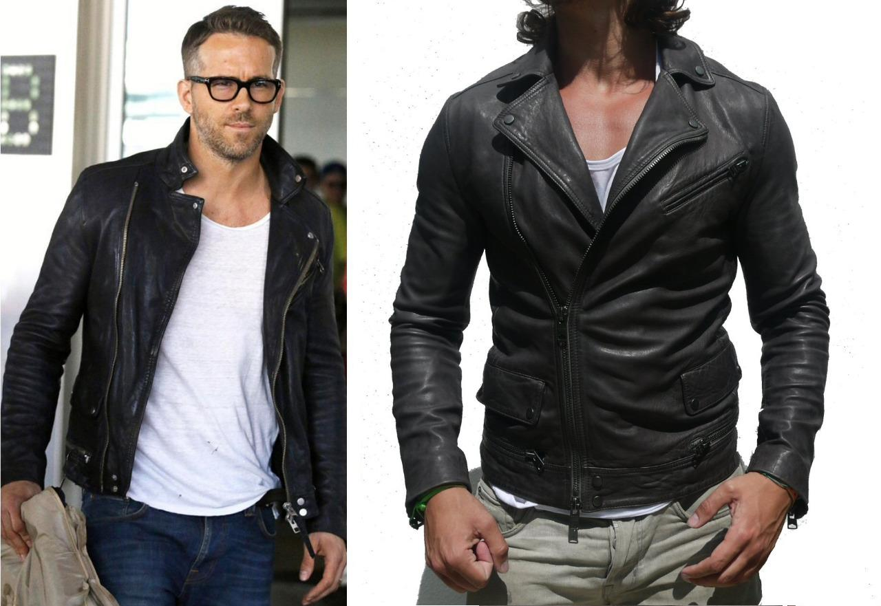 Leather jacket yahoo answers - Here We Have The Current Season Spitalfields Brown All Saints Misaki Biker Leather Jacket In Medium And In Very Good Used Condition