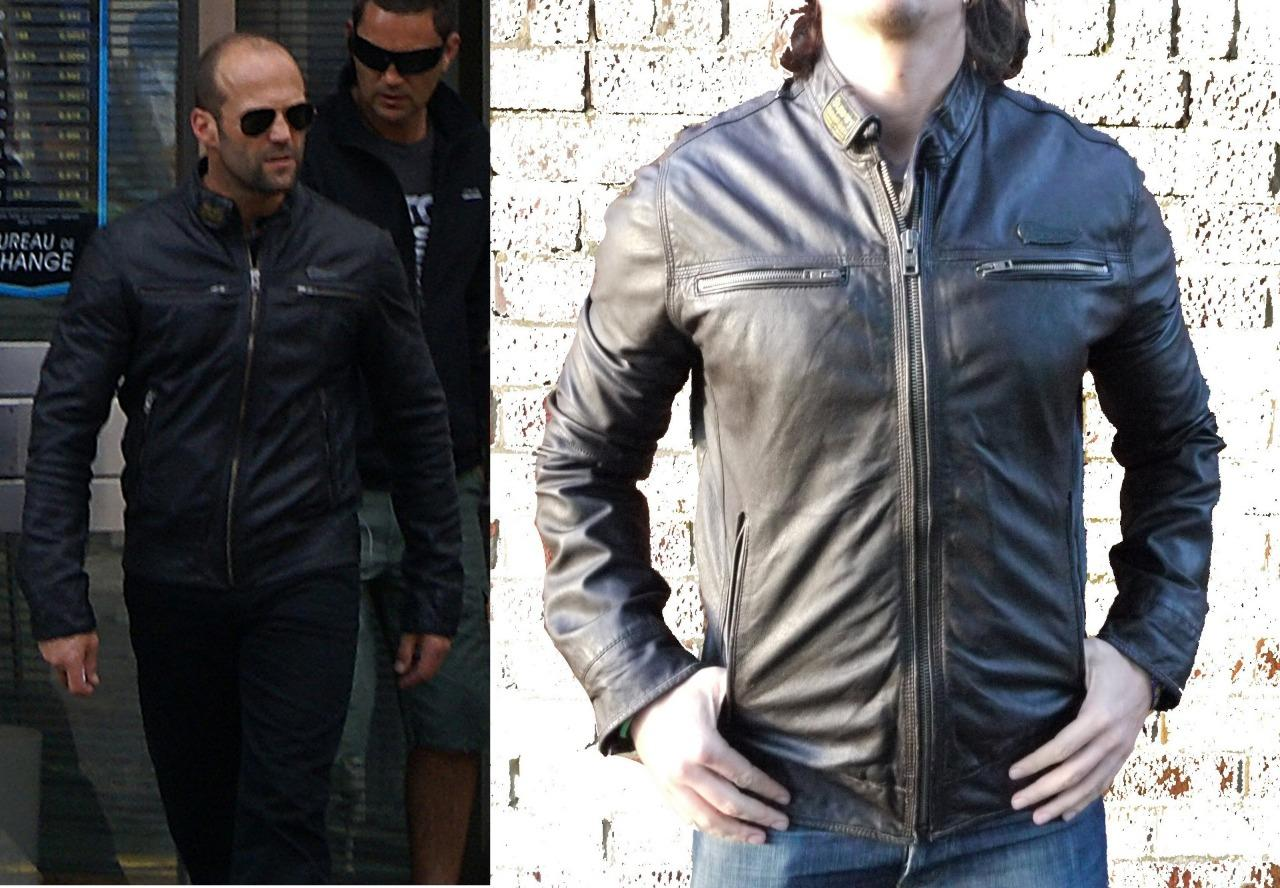 Superdry speedway leather jacket