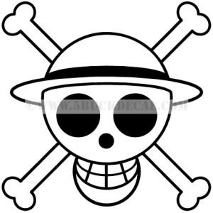 Straw Hat Pirates Jolly Roger Liffy Ro