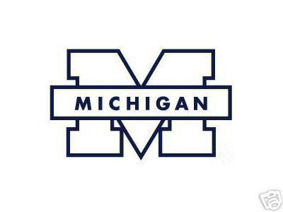 michigan state university coloring pages michigan wolverines car window sticker decal university ebay