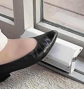 HEAVY DUTY PATIO SLIDING DOOR LOCK HOME SECURITY window ...