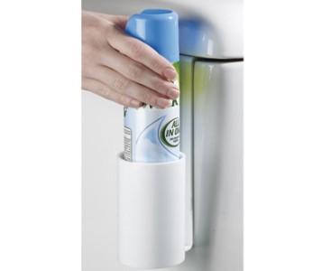 Toilet air freshener can holder organiser caddy bathroom for Bathroom air freshener