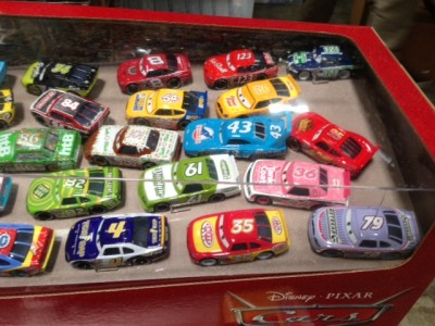 Hot Wheels Disney Pixar Cars Motor Speedway Of The South
