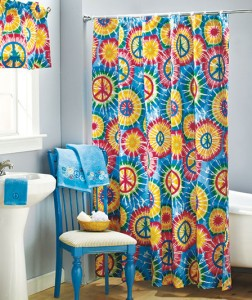 Turquoise And Grey Shower Curtain Jewelry Shower Curtains