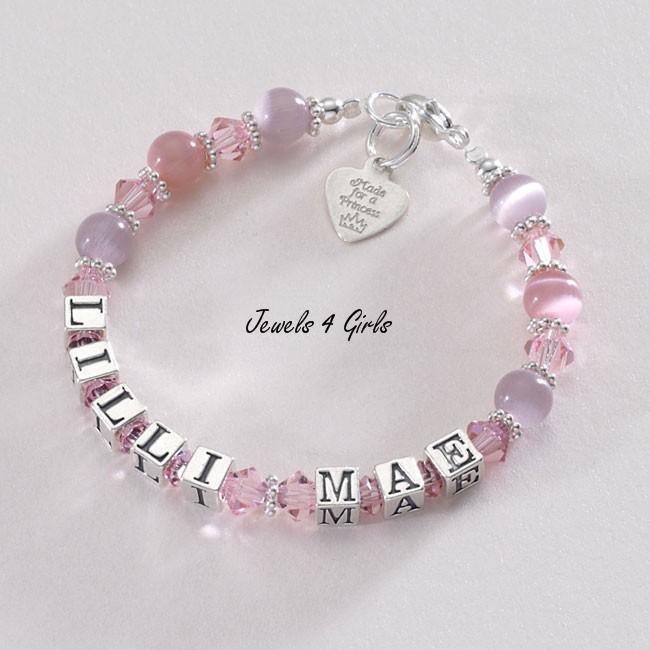 how to make name tape bracelets