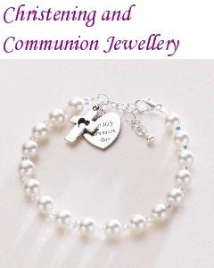 Personalised Christening & Communion Jewellery