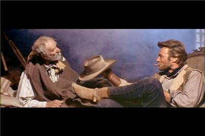 clint eastwood cowboy western boots great gift