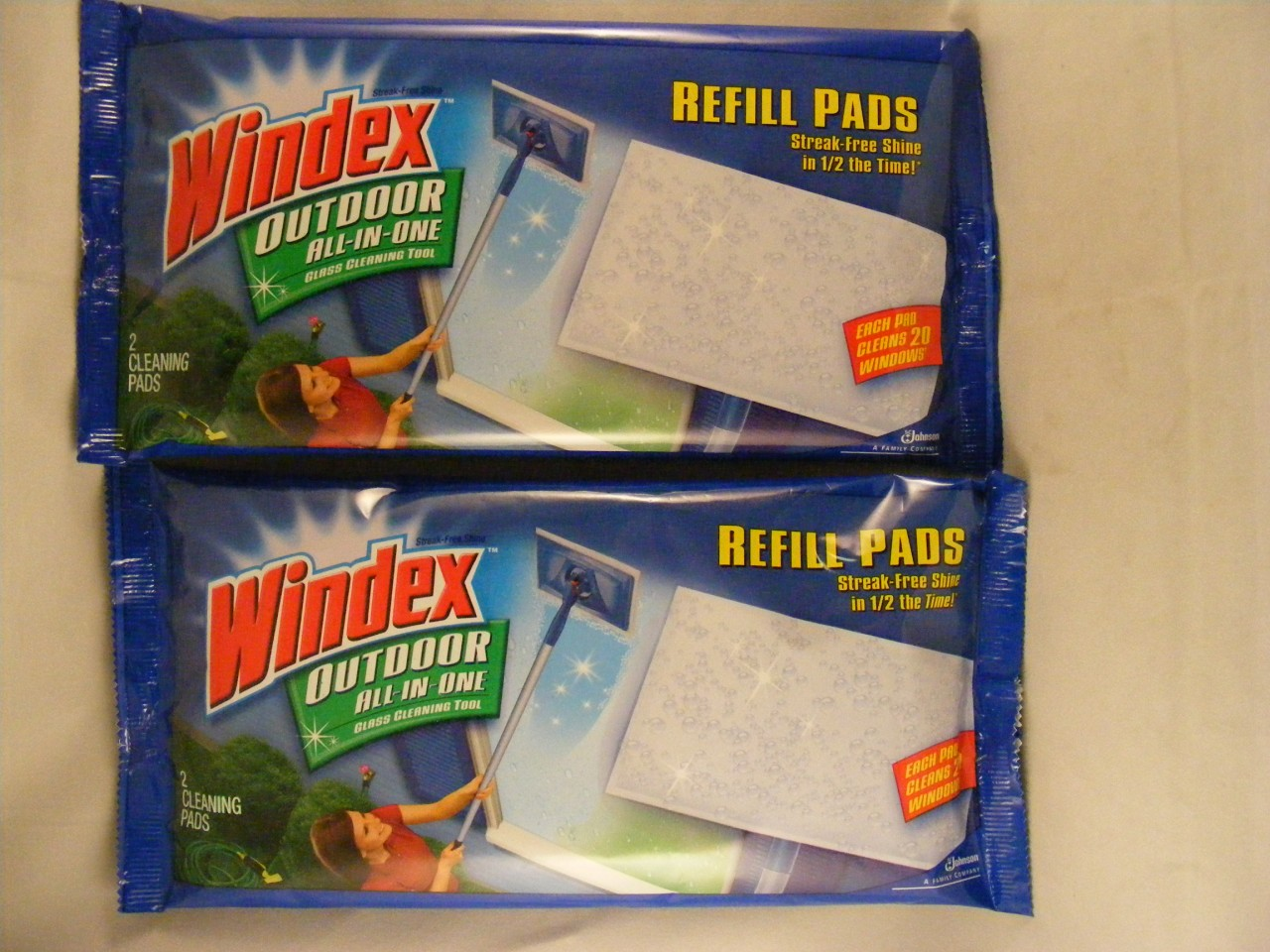 Windex outdoor all in one refill pads coupon