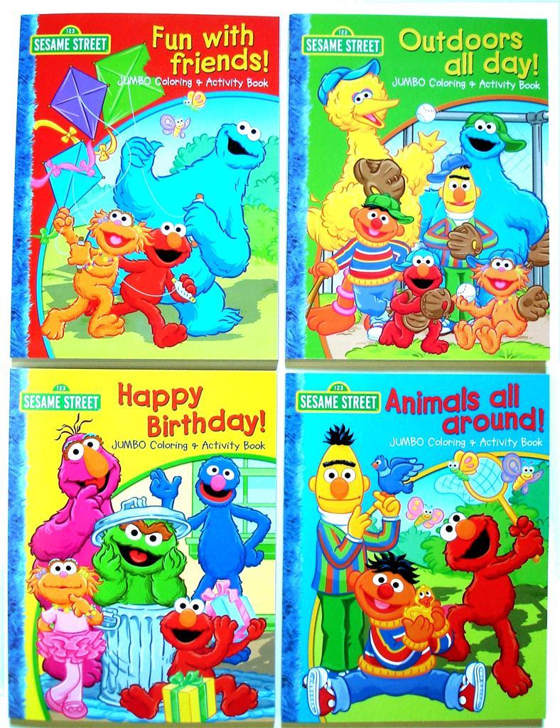 Friend Coloring Pages #3