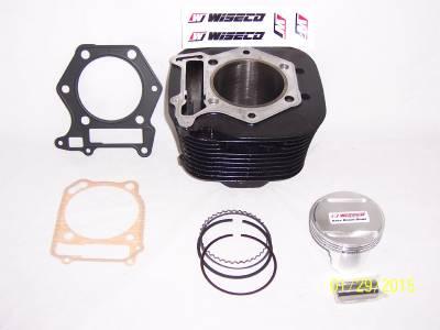 Suzuki Savage Ls High Compression Big Bore Kit