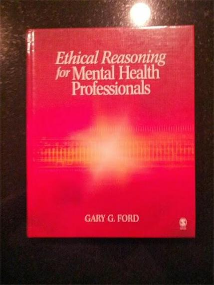 ethical issues in mental health (case studies) Most mental health professionals and behavioral scientists enter the field with a strong desire to help others, but clinical practice and research endeavors often involve decision-making in the context of ethical ambiguity good intentions are important, but unfortunately, they do not always protect the.